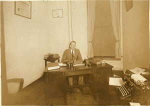 20160428 A. Walton's First Office