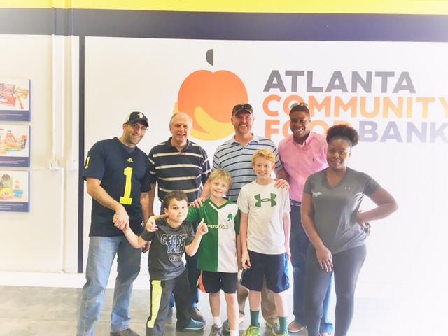 Atlanta Community Food Bank Staff